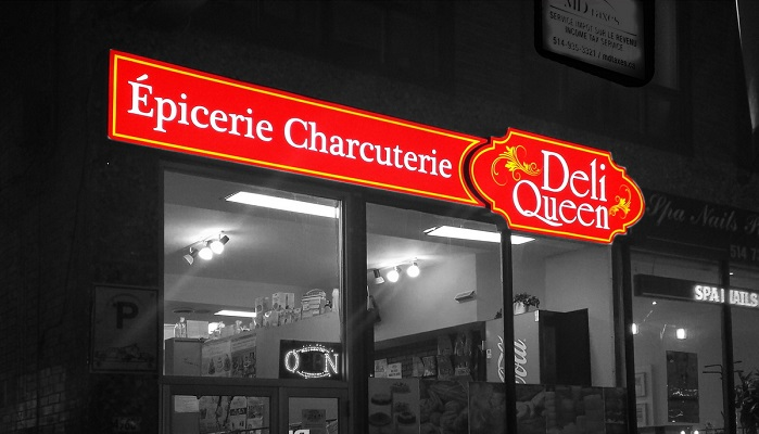 Signs and awnings montreal